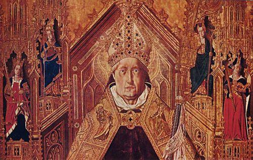 Бартоломе Бермехо Bartоlome Bermejo Святой Доминик из Силоса Епископ