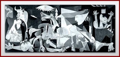 Museo Reina sofia Madrid Guernica pablo Picasso