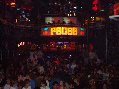 Закрытые вечеринки MTV EMA 2010 клуб Пача Мадрид  Pacha Madrid  Флорида Парк Florida Park 6-7 ноября 2010 года