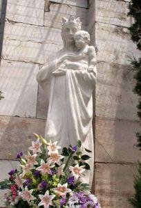 Дева Альмудена Покровительница Мадрида Virgen de la Almudena