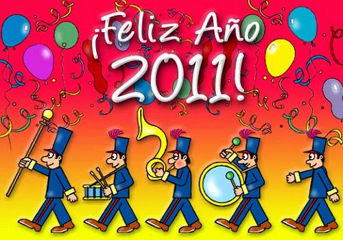Новый Год в Испании в Мадриде . Всех с наступающим Новым 2011 годом !!! Año Nuevo 2011 !!!