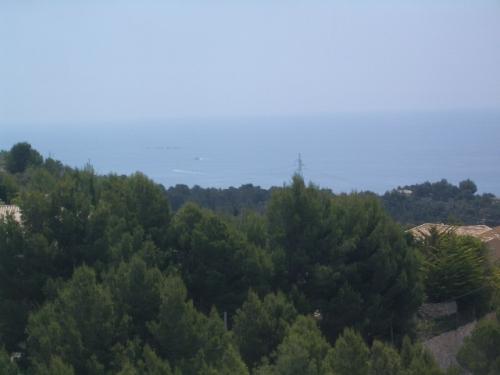 Дом Таунхаус с видом на море в Алтеа Ла Вельа Altea la Vella Коста Брава Costa Brava Испания
