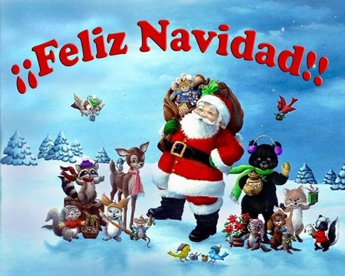 Испанский Дед Мороз Папа Ноэль Счастливого Рождества !!! Feliz Navidad!!! Фелис Навидад!!!