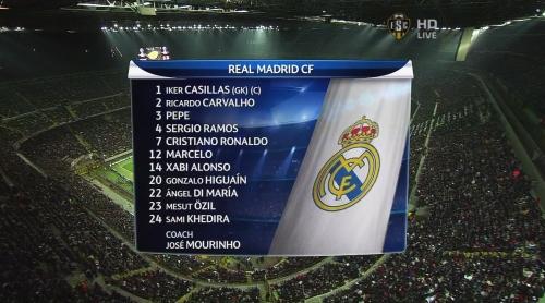 Реал Мадрид Real Madrid  Лига Чемпионов 2010-2011 годы Билеты на футбол в Испании и по всей Европе