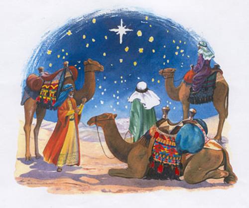 Праздник Королей Волшебников Магов в Испании Лос Рейес и Магос Los Reyes Magos