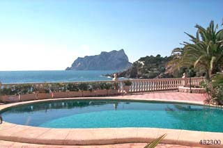 Аренда домов вилл 1- я линия моря Villa Costa Blanca
