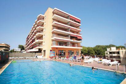 Апартаменты 3 спальни 90 м2 , 100 метров от моря , La Pineda  Ла Пинеда на 6-10 человек ,  Коста Дорада   Apartments Costa  Dorada