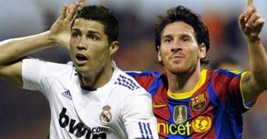 Реал Мадрид или Барселона !? Лео Месси или Кристиано Рональдо Messi Cristiano