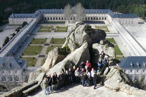 Экскурсии в Мадриде дворец Эль Пардо Palacio Real de El Pardo. Гид Мадрид Испания