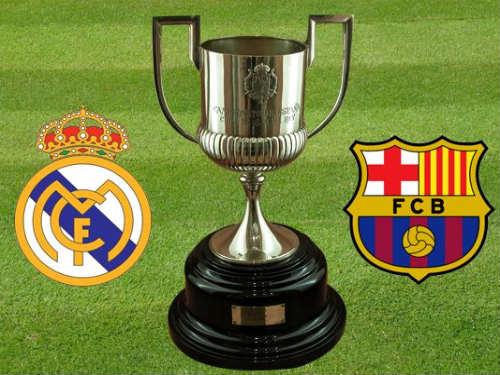 Финал Кубка Короля Реал Мадрид Real Madrid-Барселона  Barcelona Copa del Rey 2011