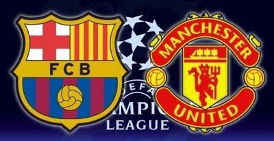 Барселона Barcelona Манчестер Юнайтед Manchester United Финал Лига Чемпионов 2011 Champions League Final