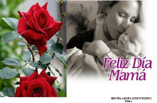 День Матери в Испании Dia de la  Madre. Поздравления всем женщинам!!!
