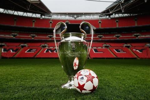 Финал Лиги Чемпионов Барселона Испания -Манчестер Юнайтед Англия 28 мая 2011 года Лондон стадион Уэмбли Wembley London
