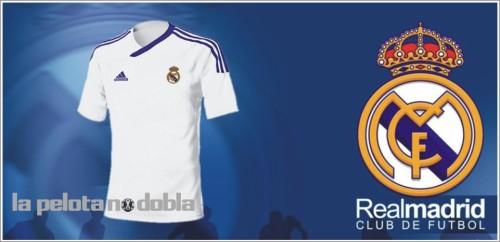 Новая форма Реал Мадрид Real Madrid  на сезон 2011-2012 годы от компании Adidas Адидас