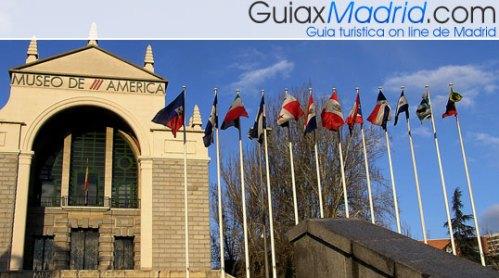 Музей Америки в Мадриде. Экскурсии в Мадриде , услуги гида и переводчика Мадрид. Museo de America Madrid