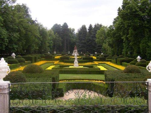 Королевский Дворец Ла Гранха де Сан Ильдефонсо Сады Palacio de la Granja de San Ildefonso