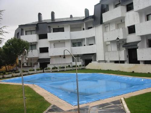 Аренда апартаментов в Мадриде с бассейном и садом