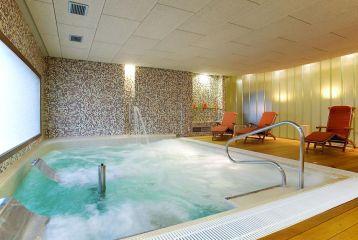 Винотерапия , СПА SPA , термальные источники в эно отелях Рибера дель Дуэро