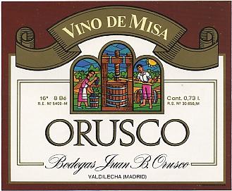Энотуризм , винодельческие экскурсии из Мадрида Бодегас Оруско Bodegas Orusco 20 м от Мадрида