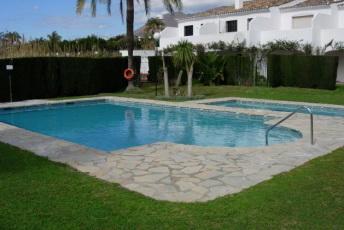 Аренда Дом Таунхаус 1-я линия моря Эстепона Estepona Пунта Punta