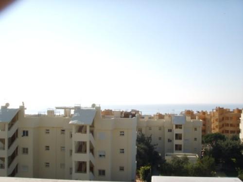 Апартаменты Пентхаус Михас Коста Mijas Costa Коста дель Соль с видом на море