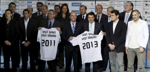 Реал Мадрид календарь - расписание матчей лето 2011 года июль-август Real Madrid 2011