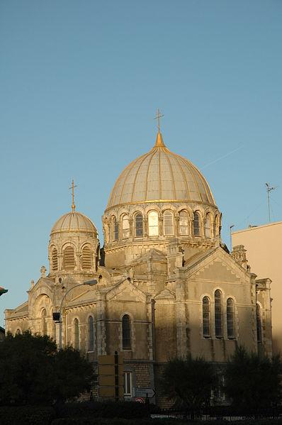 Церковь Покрова Богородицы и святого Александра Невского Биарритц Biarritz Франция