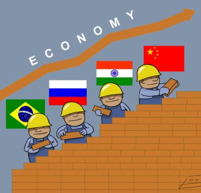 Развитие туризма в странах БРИК  BRIC  Бразилия, Россия, Индия , Китай