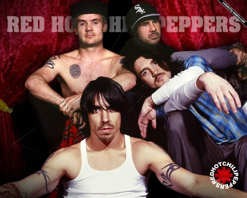 Билеты на концерты Red Hot Chili Peppers в Испании, в Мадриде и Барселоне.