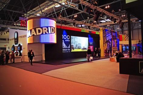 Туристическая выставка ФИТУР FITUR 2012, Мадрид Испания 18-22 января 2012 года