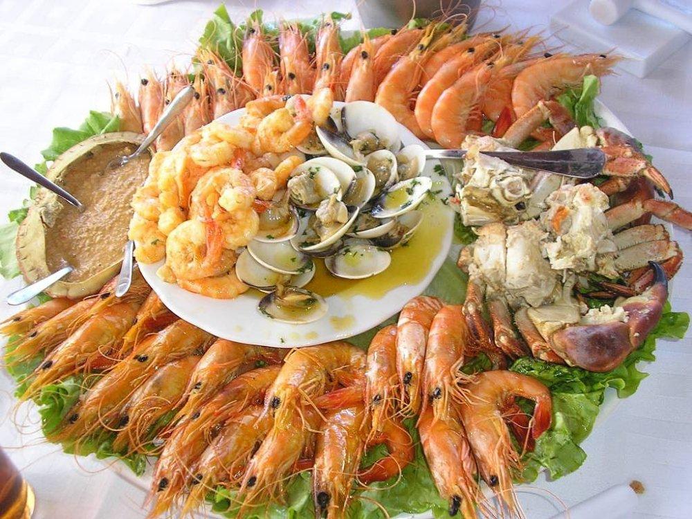 Tunicados marinos comestibles