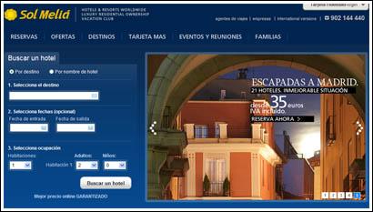 Рейтинг лучших сетей отелей в Испании 2011 год