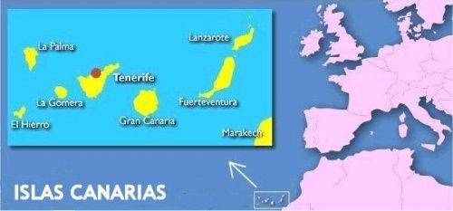 Статистика туризма Испания - Канарские острова 2011 год