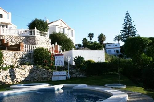 Эль Фаро Коста дель Соль.Вилла с видом на море 132 м2, 5 спален, 3 ванны . Цена 280.000 евро