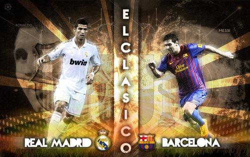 Эль Класико El Clasico  22-23 апреля 2012 года. Чемпионат Испании по футболу , Лига BBVA  стадион Камп Ноу Барселона Испания