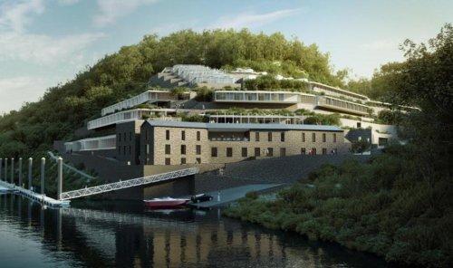 Новый Отель в Португалии Eurostars Rio Douro Hotel & Spa