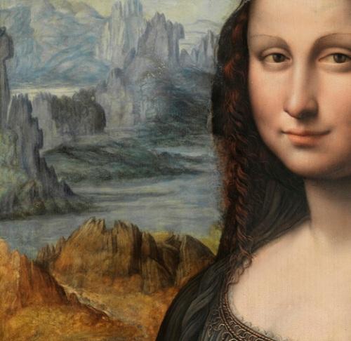 Испанская Джаконда Леонардо да Винчи Leonardo da Vinci в Музее Прадо в Мадриде