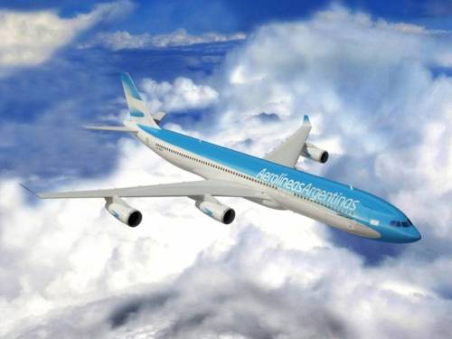 Аргентинские Авиалинии Aerolíneas Argentinas открывают новый маршрут из Барселоны