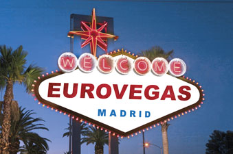 "Строительство ""Евровегаса Eurovegas"" в Испании . Мадрид или Барселона!?"