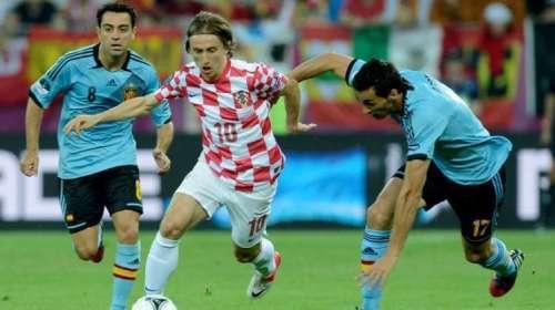 Возможный Трансфер Лука Модрича Luka Modric в Реал Мадрид , лето 2012 года