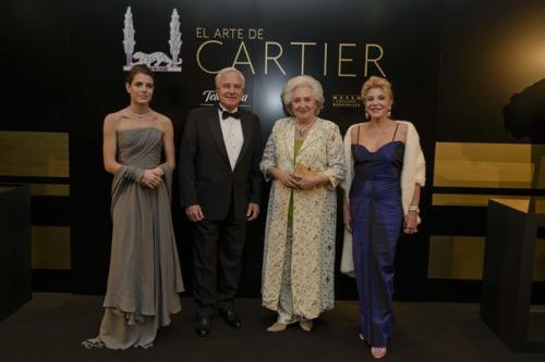 """Выставка Картье """"The Art of Cartier"""" в Музее Тиссен-Борнемиса Thyssen-Bornemisza Madrid в Мадриде"""