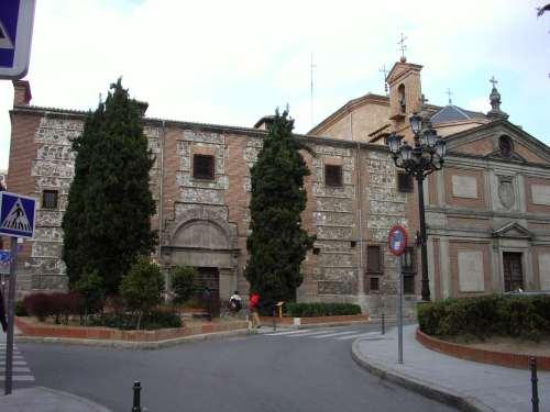 """""""Монастырь- Музей Королевскиx Босоножек Monasterio de las Descalzas Reales""""  Мадрид Испания в настоящее время"""