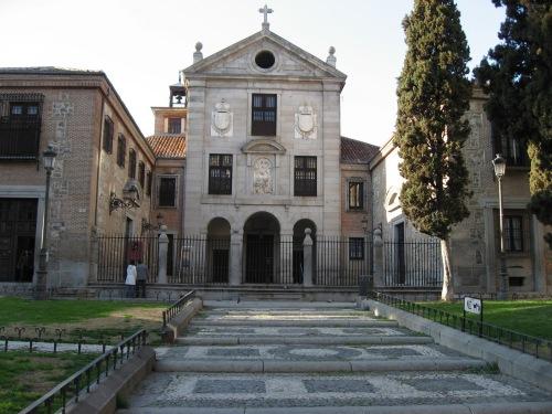 """Экскурсии в """"Королевский Монастырь Энкарнасьон  Воплощения Господня (Христа)Real Monasterio de la Encarnación"""" в Мадриде"""