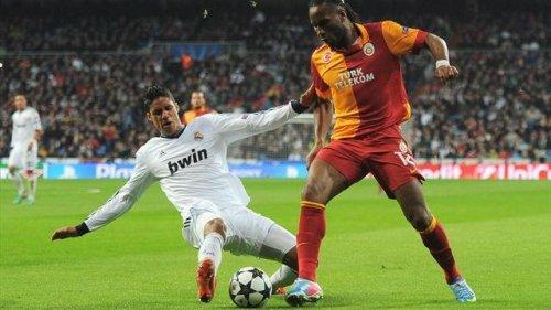 Реал Мадрид Real Madrid Испания –Галатасарай  Galatasaray Турция Стамбул Голы Видео Счет 3-0