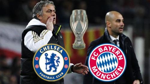 Купить билеты на футбол Суперкубок Европы  сезон 2012-2013 Челси Англия Лондон Chelsea London - Байерн (Бавария) Мюнхен Германия Bayern Munich