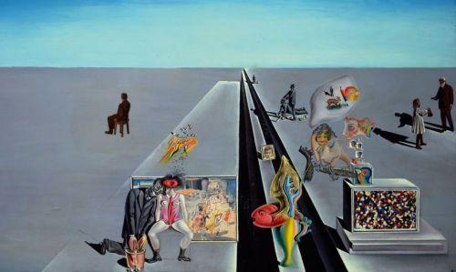 Выставка Сальвадора Дали Salvador Dalí в Музее Современного Искусства Королевы Софии в Мадриде  с 27 апреля по 2 сентября 2013 года