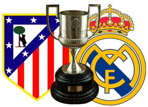 Финал Кубка Испании , Кубок Короля Copa del Rey сезон 2012-2013 Реал Мадрид Real Madrid - Атлетико Мадрид Atlético de Madrid