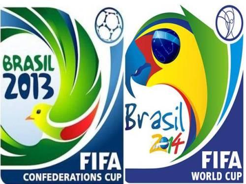 Кубок Конфедераций 2013 Confederations Cup 2013  по футболу Бразилия Brasil. Расписание и результаты матчей 15-30 июня 2013 года