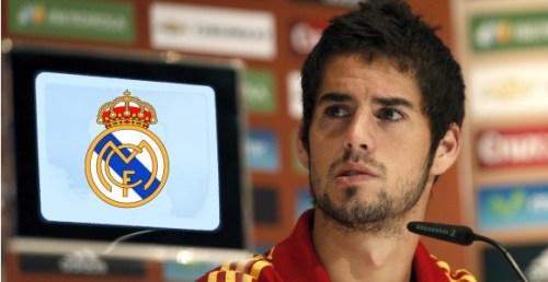 Трансфер Иско Isco, Франсиско Ромáн Аларкóн Суáрес  в Реал  Мадрид