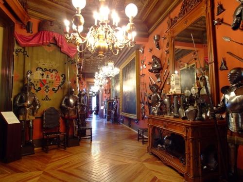 Экскурсии в Музеи Мадрида - Экскурсия в Музей Серральбо в Мадриде El Museo Cerralbo de Madrid